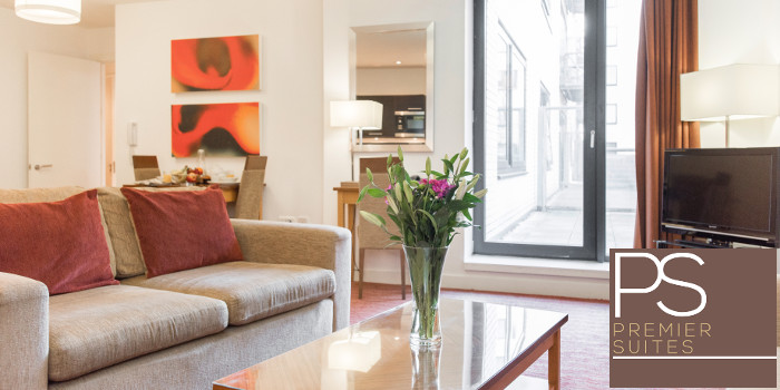 serviced apartments at PREMIER SUITES Manchester