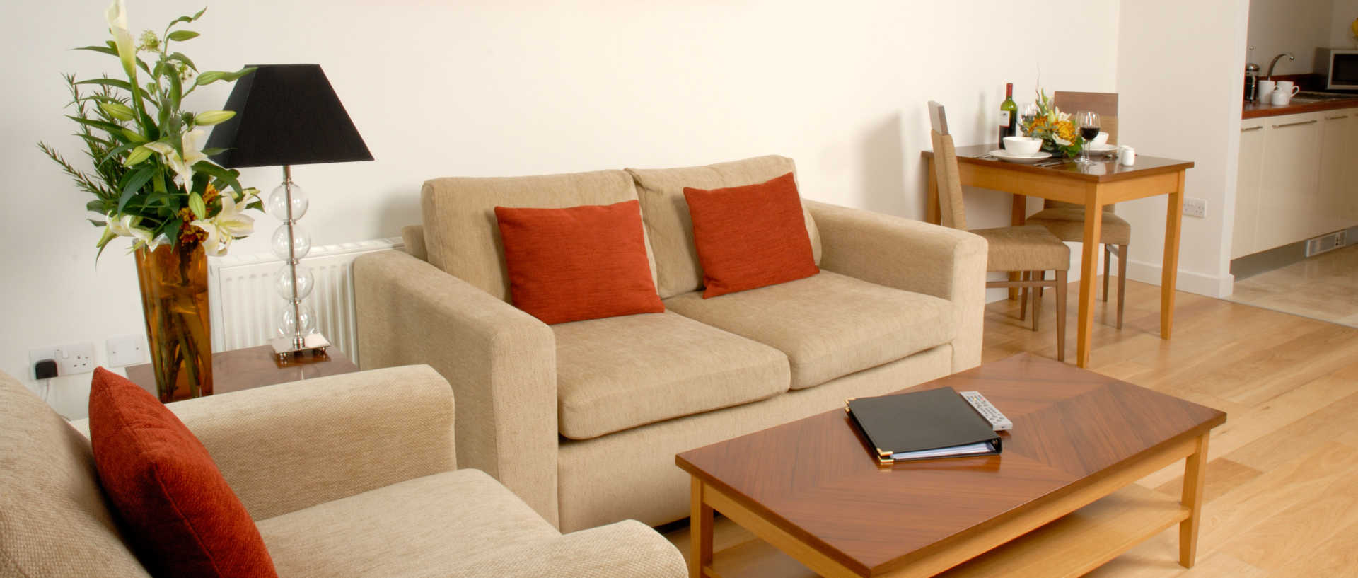 Spacious serviced apartments in Sandyford, Co. Dublin